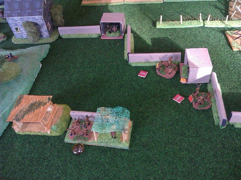 Les troupes russes ont subi beaucoup de pertes suite aux tirs d'artillerie